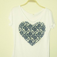 lace heart by FePa on Sense of Fashion