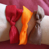 Thanksgiving Hair Ties