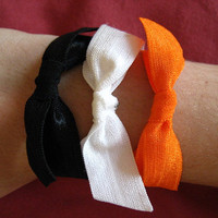 Baltimore Orioles Hair Ties