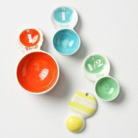 Primary Confection Measuring Spoons - Anthropologie.com