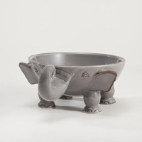 Elephant Individual Bowl - World Market