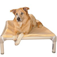 Kuranda Dog Bed Double Sided Luxury Fleece Pad - 44 x 27 - XL $30.00