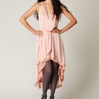 Free People FP New Romantics Persephone Drape Dress at Free People Clothing Boutique