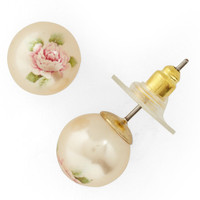 Pearl Petals Earrings | Mod Retro Vintage Earrings | ModCloth.com