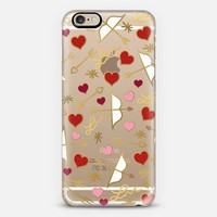 Cupid Love (transparent) iPhone 6 case by Lisa Argyropoulos | Casetify