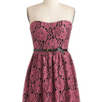 Cherish Is the Word Dress | Mod Retro Vintage Dresses | ModCloth.com