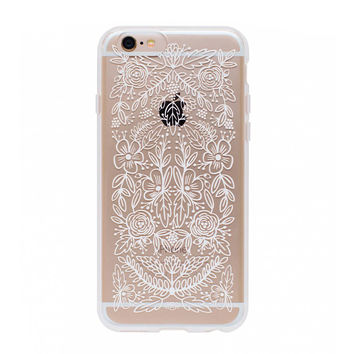 Floral Lace iPhone Case - iPhone 6