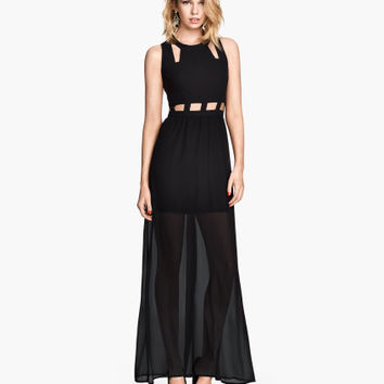 H&M Cut-out Dress $24.95