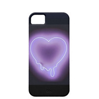 Electric heart Case - iPhone