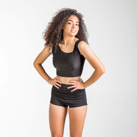 Sleeveless Rashguard - Black