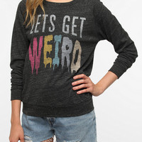 Junk Food Lets Get Weird Tee