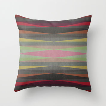 Rug Throw Pillow by SensualPatterns