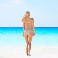 Santorini One Piece by MIKOH SWIMWEAR