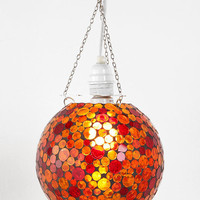 Sunset Mosaic Pendant Lamp