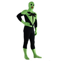 Discount Fancy Dress for Halloween full Body Green and Black Lycra Spandex Zentai Suit with Dragonfly [TWL1112190501] - 24.99 : Zentai, Sexy Lingerie, Zentai Suit, Chemise