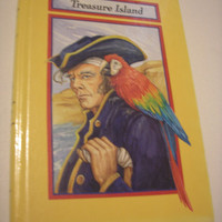 1992 Treasure Island By Robert Louis Stevenson - Hardcover - Published By J. G. Ferguson