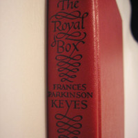 1954 - The Royal Box By Frances Parkinson Keyes - Mystery Novel