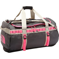 The North Face Base Camp Duffel Medium Ether Grey/Gem Pink - The North Face All Purpose Duffels - Default