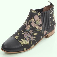 Matiko Jasper Ankle Boot | Floral Printed Boot | MessesOfDresses.com