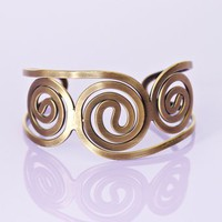Swirl Cuff