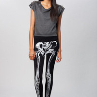 Skeleton Leggings | Timeless Boutique