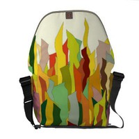 UPRISING fall Messenger Bag from Zazzle.com
