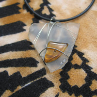 Sea Glass B Necklace