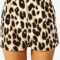 Wild Cat Shorts