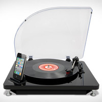 iLP Digital Conversion Turntable