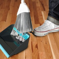 Broom Groomer - A Sweeping Improvement In Dustpans