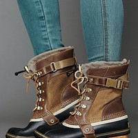 Free People Conquest Weather Boot