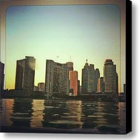Toronto Stretched Canvas Print / Canvas Art By Alexandra Cook