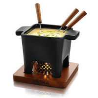Boska Holland: Tapas Fondue Pot Black Large, at 17% off!
