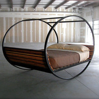 Joe Manus: Mood Rocking Bed Full, at 35% off!