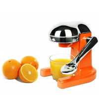 Metrokane: Citrus Juicer Orange, at 40% off!