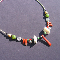 Jewels of the Vagabond Village Herder Necklace