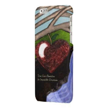 Impossible Love Glossy iPhone 6 Case