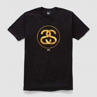 Gold Link Tee