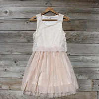 Crystal Lagoon Dress, Sweet Women's Country Clothing