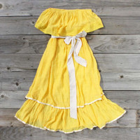 Country Fair Dress, Sweet Women's Country Clothing
