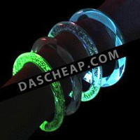 Buy Cheap Rainbow Bangle Flashing Bracelet - LED Light Up Bracelet