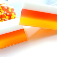 Candy Corn Soap - Halloween Soap on Luulla