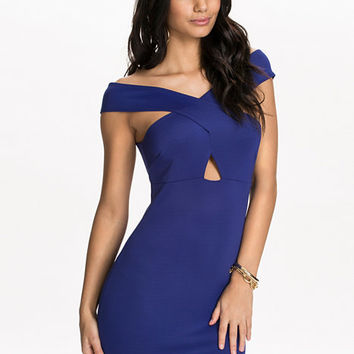 Off Shoulder Bodycon, NLY One