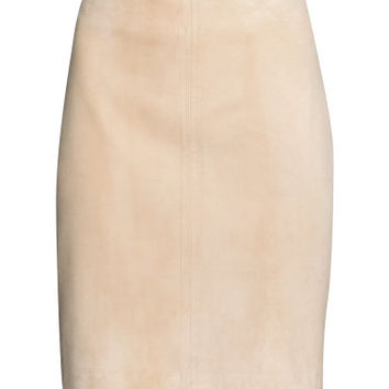 H&M Leather Skirt $99