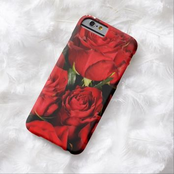 Roses iPhone 6 Case Barely There
