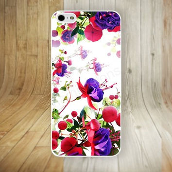 iphone 6 cover,colorful red white flowers iphone 6 plus,Feather IPhone 4,4s case,color IPhone 5s,vivid IPhone 5c,IPhone 5 case Waterproof 677