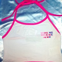 SWEET LORD O'MIGHTY! 69 ME HALTER