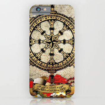 A Ship In Harbor iPhone & iPod Case by Jenndalyn