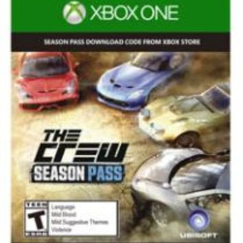The Crew Season Pass - Xbox One [Digital Download Add-On]