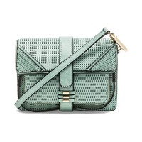 she + lo Silver Lining Camera Bag in Mint